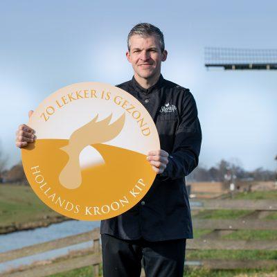 Nu bij Sterkip: <br>Hollandse kip met een kroon